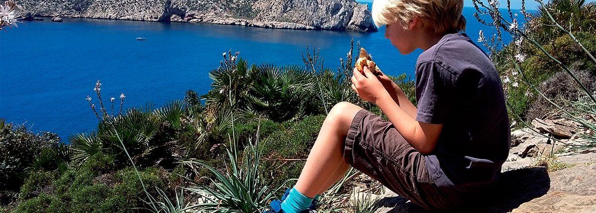 Vandring Med Barn Mallorca Liv