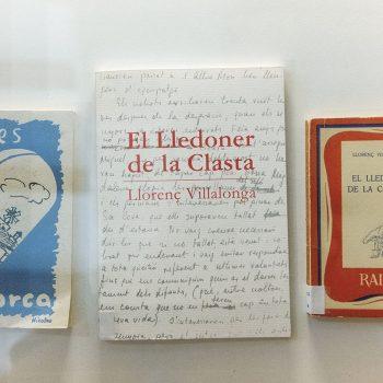 Llorenç de Villalongas Vackra Hus Binissalem är idag Museum där Man Bland Annat kan se författarens arbettstudio och Böcker.